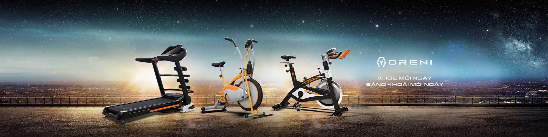 Xe đạp tập thể dục Oreni