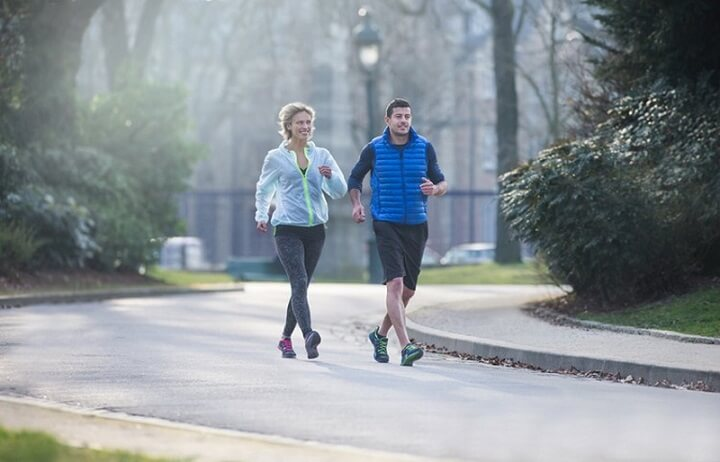 tần suất đi bộ giảm cân bao nhiêu buổi 1 tuần là tốt nhất