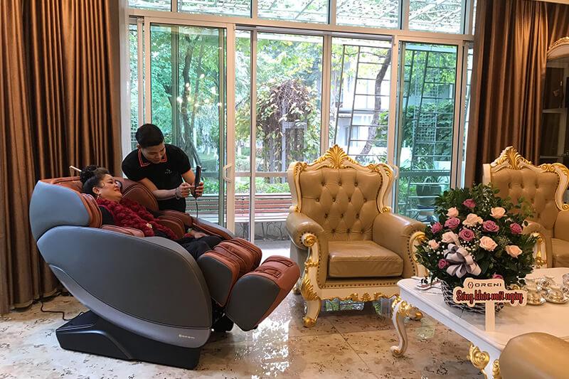Ai không nên dùng ghế massage toàn thân? 8 đối tượng cần lưu ý