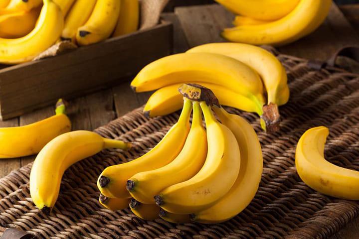 Chuối là loại quả có nhiều dinh dưỡng tốt cho sức khỏe và giảm cân