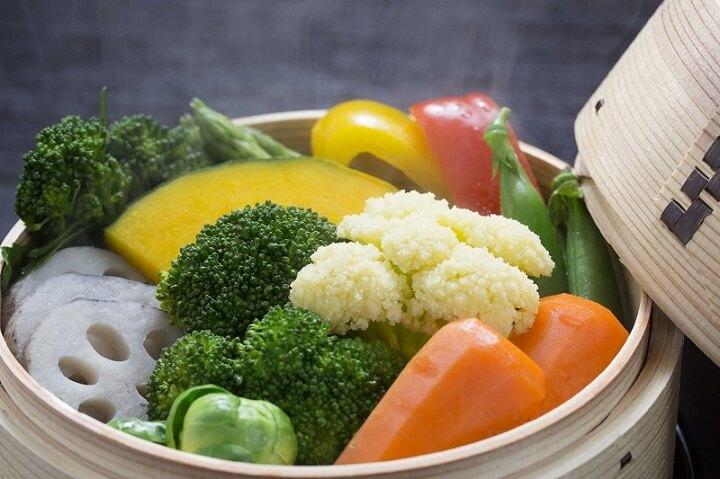 Củ quả luộc dễ ăn, giàu chất xơ tạo cảm giác no lâu, ăn nhiều không sợ béo