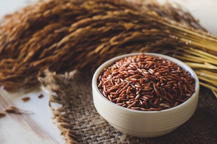 Thực tế gạo lứt không quá đắt, phù hợp với nhu cầu sử dụng hiện nay
