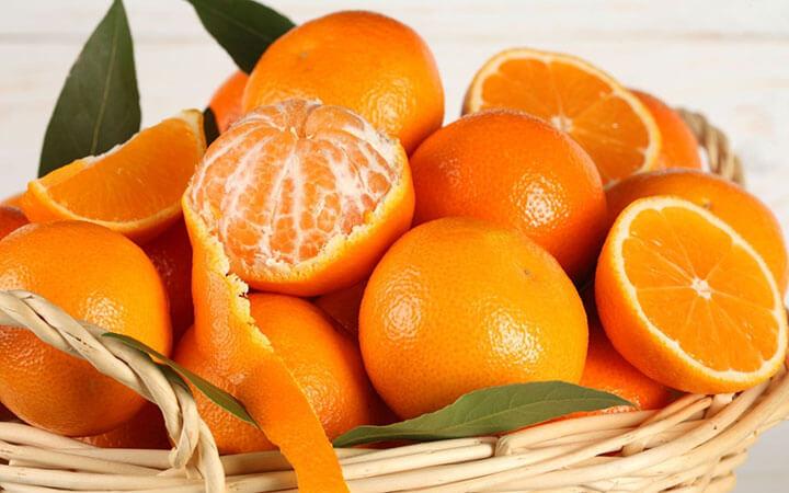 Các chất chống oxy hóa trong cam quýt có tác dụng chống viêm