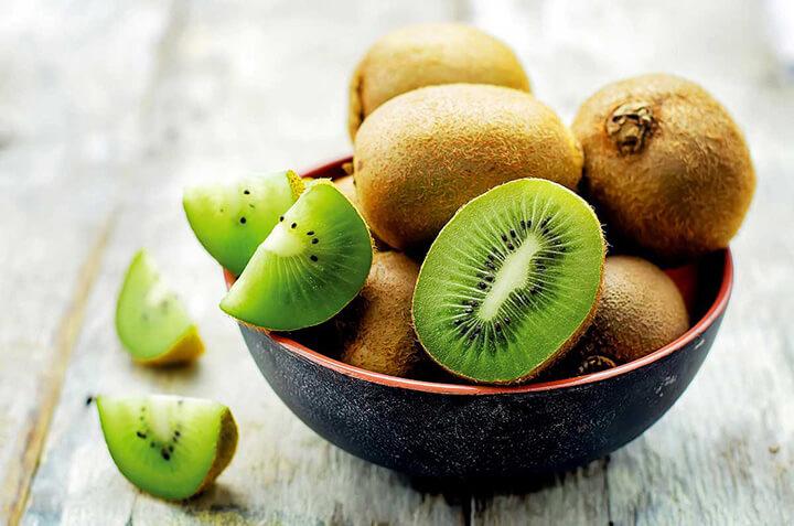 Ăn gì sau khi tập Gym - Trái Kiwi