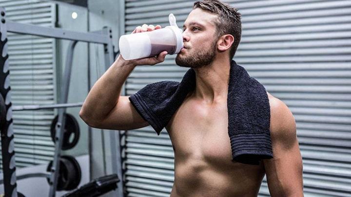 Thức uống giàu protein