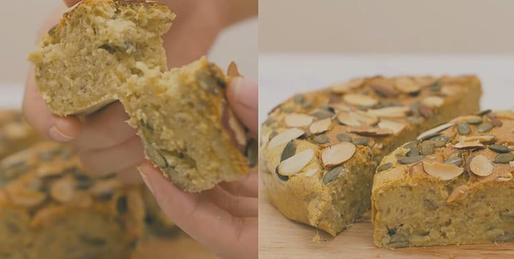 Bánh yến mạch khoai lang có vị thơm ngon nhưng cần thời gian, công sức để chế biến