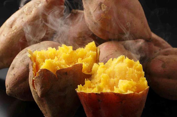 Người đau dạ dày không nên ăn khoai lang