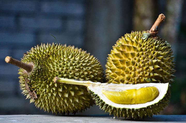 Sầu riêng là loại trái cây giàu dinh dưỡng