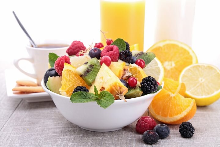 Trái cây có thể làm cản trở việc tiêu hoá thức ăn, không tốt cho dạ dày nếu bạn dùng khi vừa ăn xong
