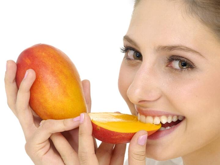 Ăn xoài đúng cách giúp giảm cân hiệu quả