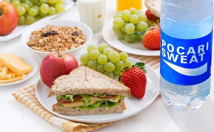 Ăn uống trước và sau khi chạy một cách khoa học giúp bạn đạt hiệu quả nhanh chóng
