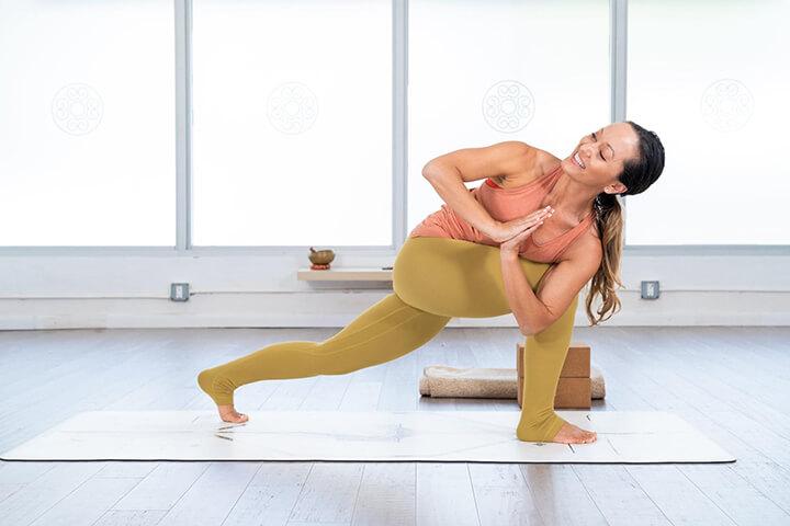 Ashtanga Yoga là hình thức tập luyện phổ biến ở Ấn Độ