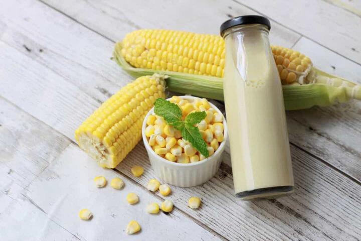 Sử dụng các thực phẩm chế biến từ ngô giúp thai nhi khỏe mạnh