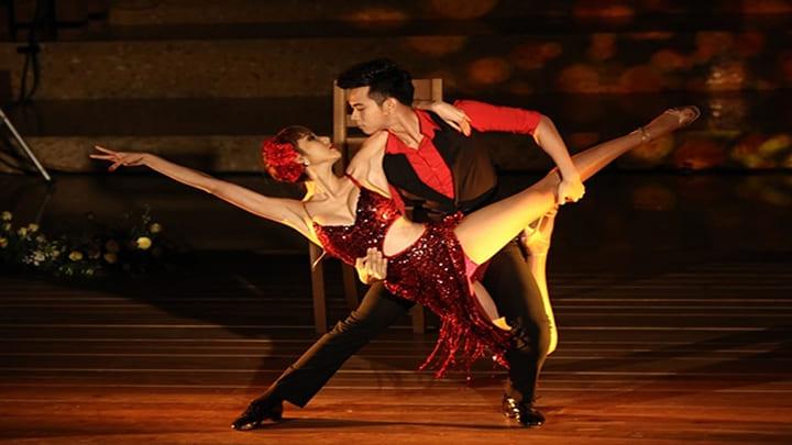 Bài tập khiêu vũ