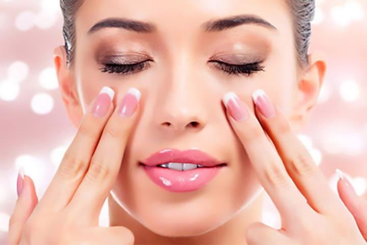 Bài tập massage thư giãn cho đôi mắt