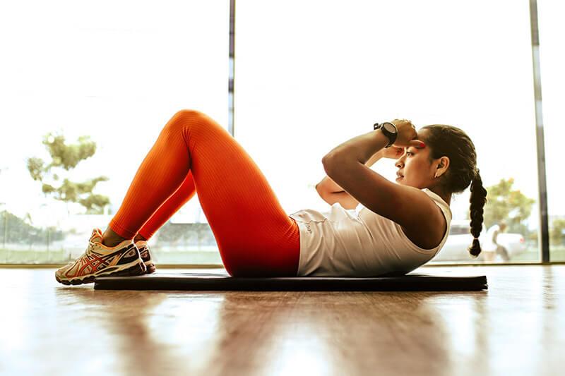 Top 12 bài tập giảm mỡ bụng trước khi ngủ hiệu quả cực đơn giản