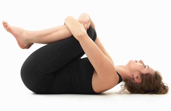 tư thế Yoga giảm mỡ bụng cứng đầu cực kỳ hay và hiệu quả cho vòng eo thon