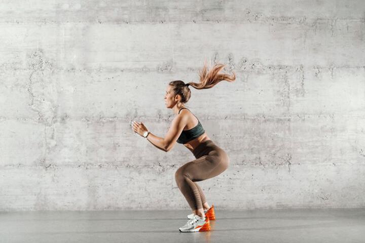 Bài tập nhảy cóc giúp đốt cháy mỡ thừa hiệu quả