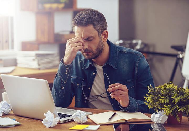 Stress ảnh hưởng rất xấu tới cuộc sống của bạn