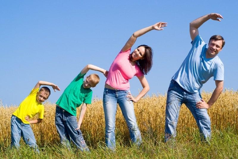 Tầm quan trọng của bài tập thể dục tăng sức đề kháng