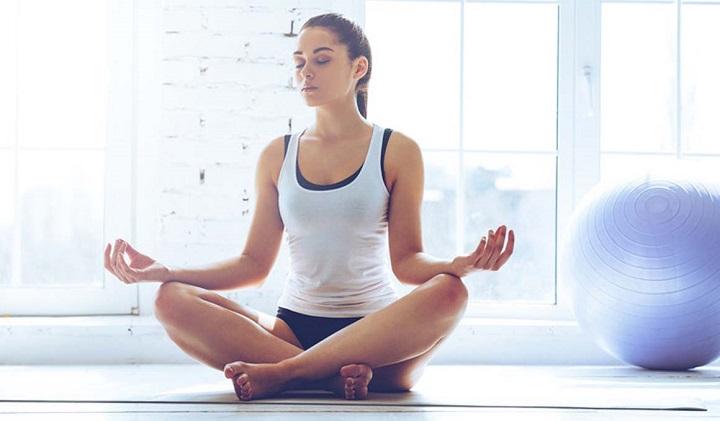 Bài tập thiền chú tâm vào hơi thở