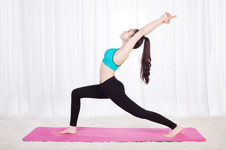 Cần kiên trì tập luyện Yoga để đạt hiệu quả tốt nhất
