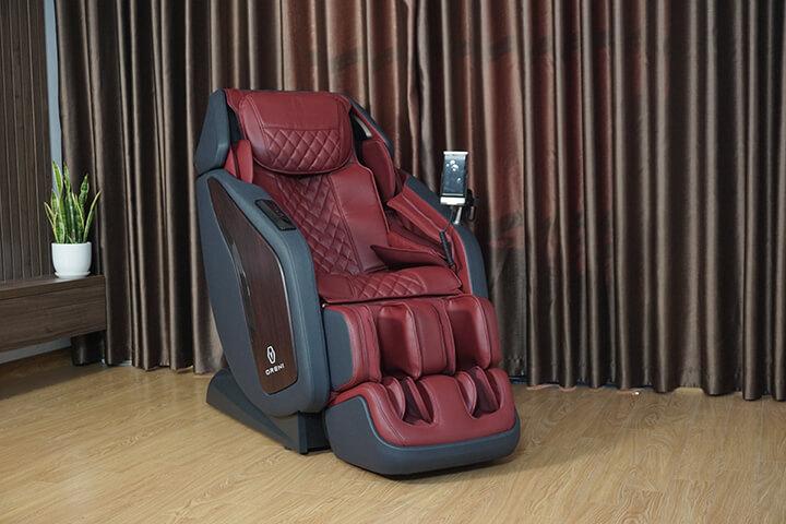 Ghế massage cần được chăm sóc, bảo quản cẩn thận để dùng được lâu bền.