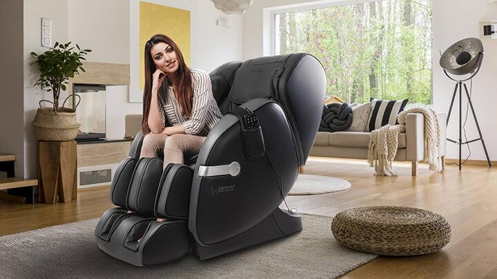 Bảo quản ghế massage đúng cách giúp ghế massage hoạt động tốt hơn.