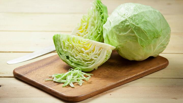 Bắp cải là thực phẩm rất tốt để giảm cân