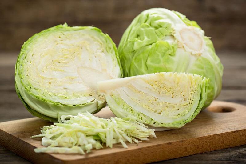 Bắp cải chứa bao nhiêu calo? Ăn bắp cải có béo không?