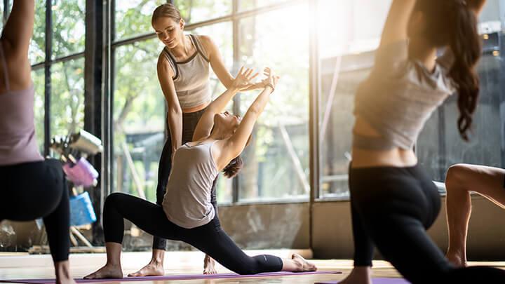 Yoga mang lại nhiều lợi ích cho sức khoẻ con người