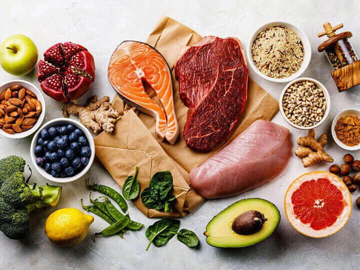 Bổ sung dinh dưỡng hợp lý giúp bạn có đủ năng lượng để tập luyện hiệu quả