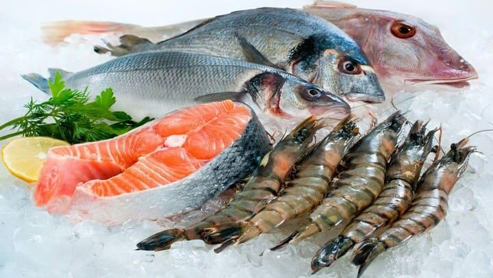 Bạn có thể thoải mái thưởng thức các món ngon từ hải sản mà không sợ béo
