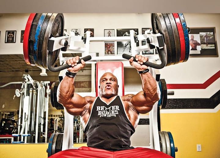 Khi giữ tạ lúc đẩy lên tuỳ theo sức lực cơ thể mà giữ trong khoảng bao lâu