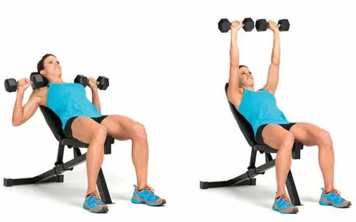 Động tác tập ngực này phù hợp cho nam và nữ muốn phát triển cơ ngực