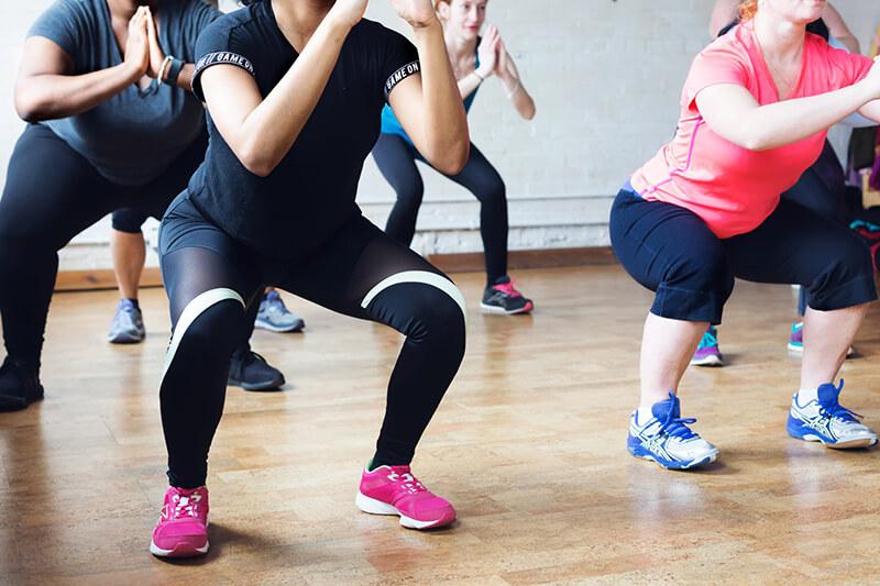 Top 10 bài tập Squat giảm mỡ bụng hiệu quả nhanh tốt nhất