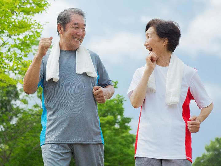 Người già nên chọn môn thể thao phù hợp với thể trạng của mình