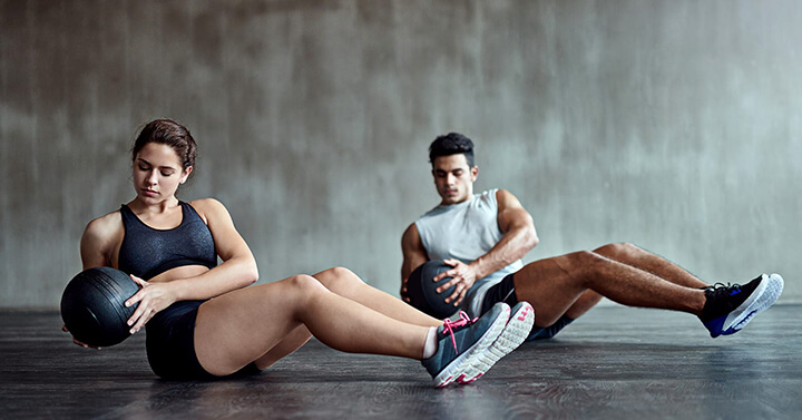 Bạn cần tập luyện thể thao đúng nguyên tắc để đạt hiệu quả tốt nhất