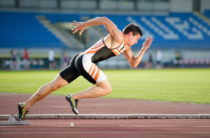 Tăng tốc đúng cách khi bắt đầu giúp bạn giành lợi thế khi bắt đầu