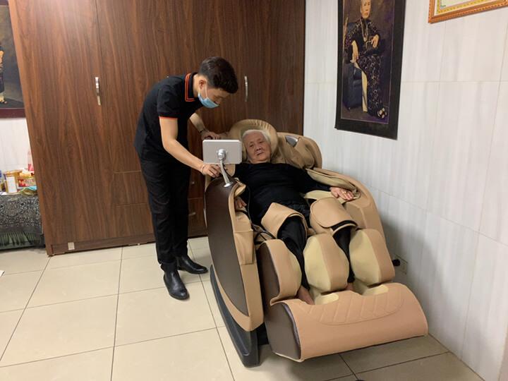 Oreni Việt Nam - Đơn vị bán ghế massage cho người cao tuổi chất lượng, giá tốt nhất