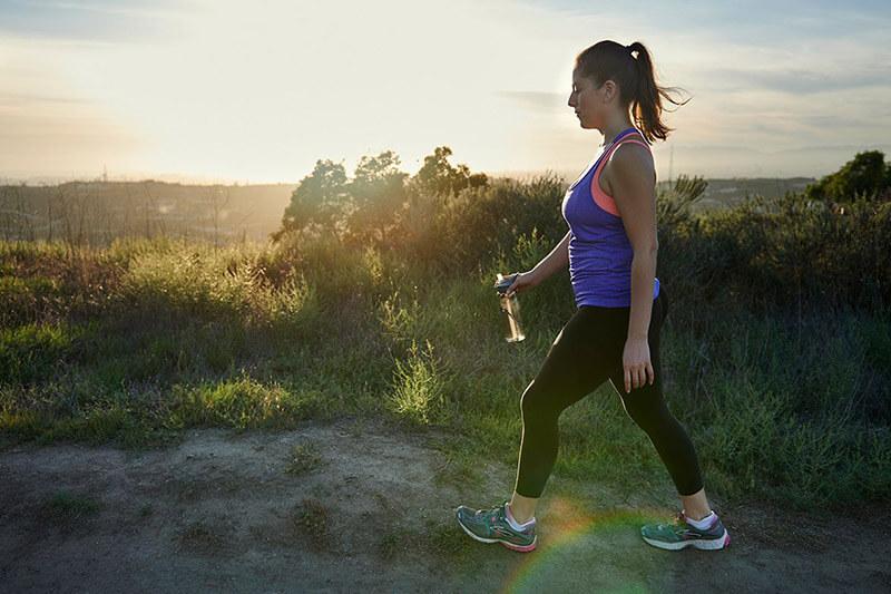 Top 6 cách đi bộ giảm mỡ bụng hiệu quả nhanh cực đơn giản