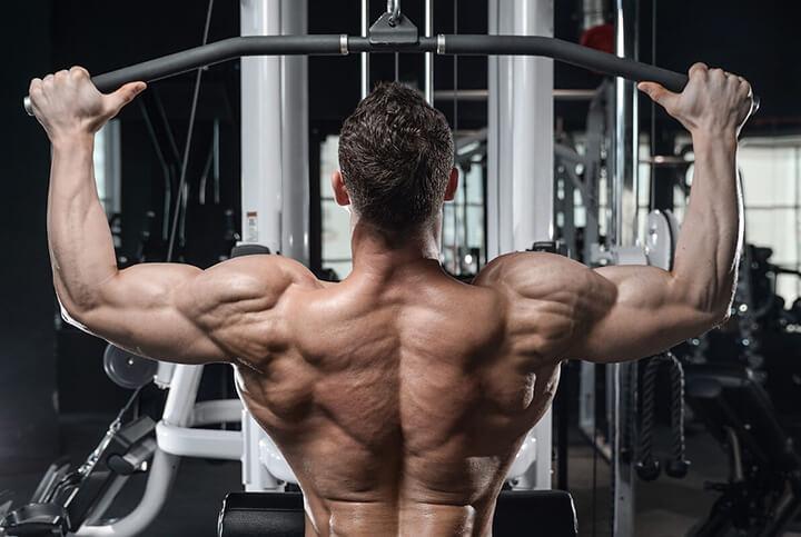 Cách hít thở đúng cách với bài tập lưng xô để có cơ lưng xô vạm vỡ