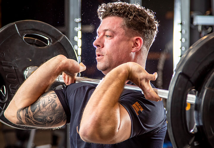 Hít thở đúng cách khi tập Gym giúp bảo vệ sức khỏe của bạn