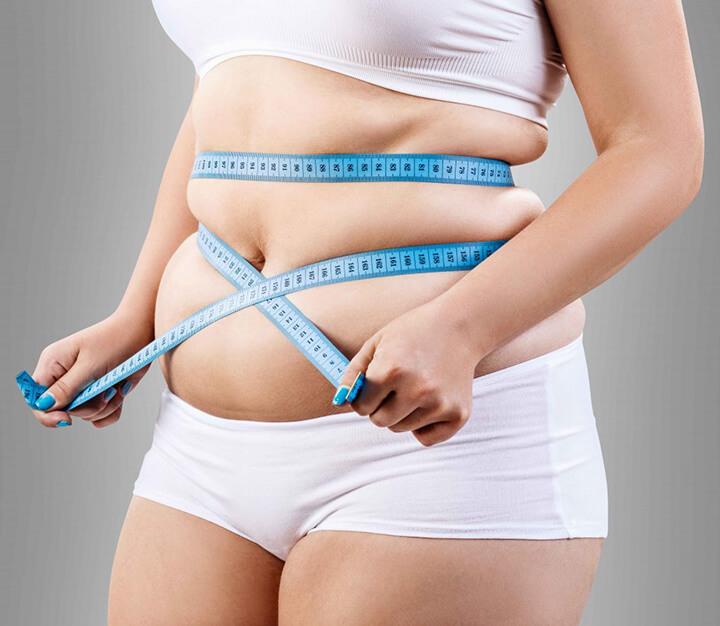Nhiều người đối mặt với tình trạng thừa cân, mỡ bụng xuất hiện.
