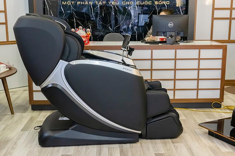 Ghế massage cần để những nơi khô ráo trong quá trình sử dụng hoặc ngưng sử dụng lâu dài