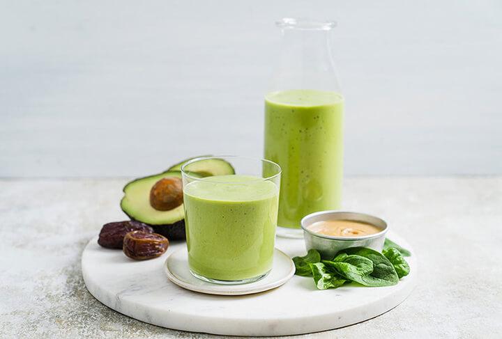 Một cốc sữa sinh tố trái cây chắc chắn khiến bạn dồi dào sức lực hơn.