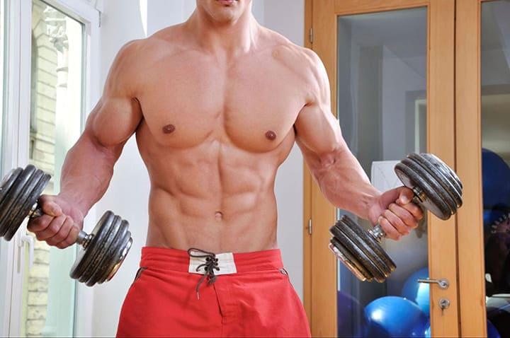 Những bài tập cardio giúp rèn luyện cơ bắp rất tốt