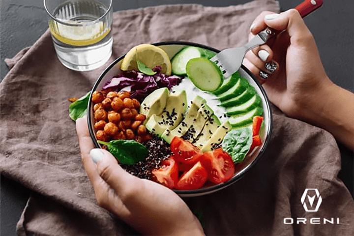 Ăn uống khoa học sẽ giúp bạn hạn chế các vấn đề về sức khỏe