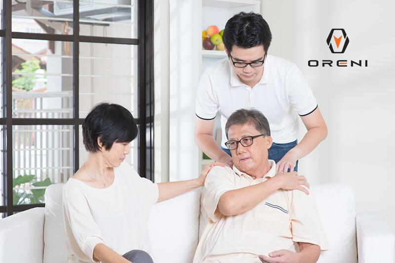 Cách chăm sóc người cao tuổi ngay tại nhà chuẩn nhất