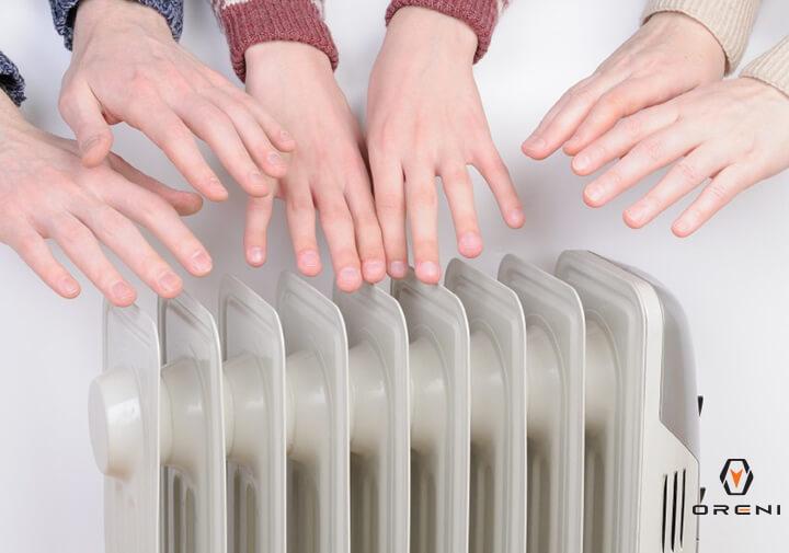 Có nhiều nguyên nhân dẫn đến chân tay bị lạnh cóng vào mùa đông